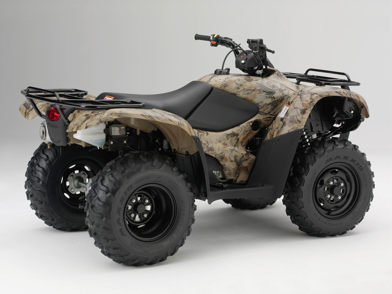 2007 HONDA FourTrax Rancher ATV pictures   accident lawyers
