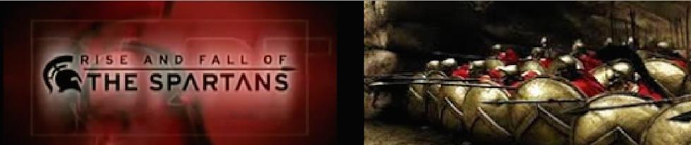 Σπαρτιάτες: Οι κυνηγοί της αρετής