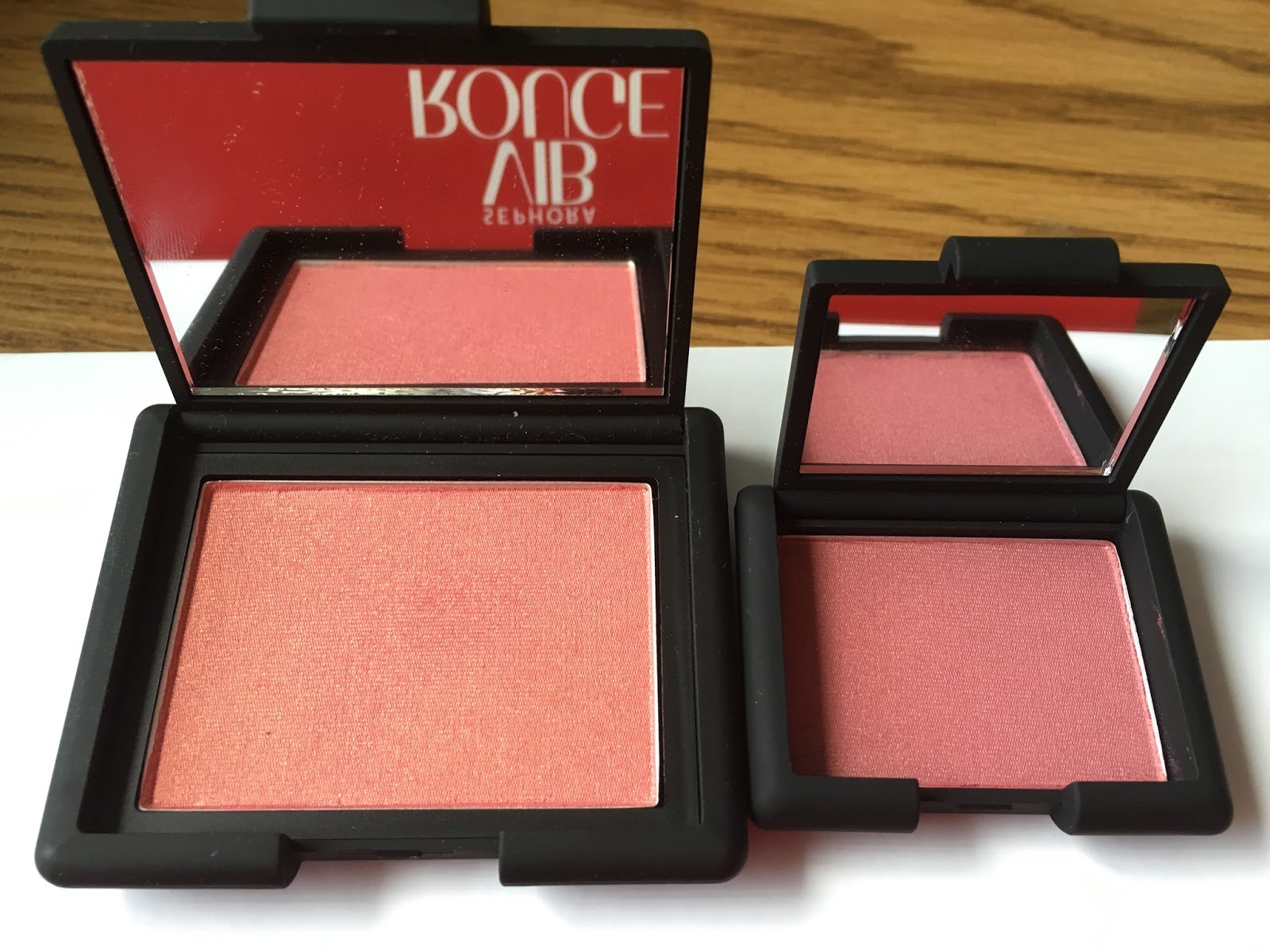 Sephora Vib Rouge 2016 Welcome Kit Review Tsum Beauty Travel Blush On Original Nars