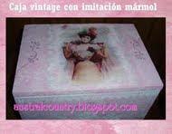 Mi caja vintage