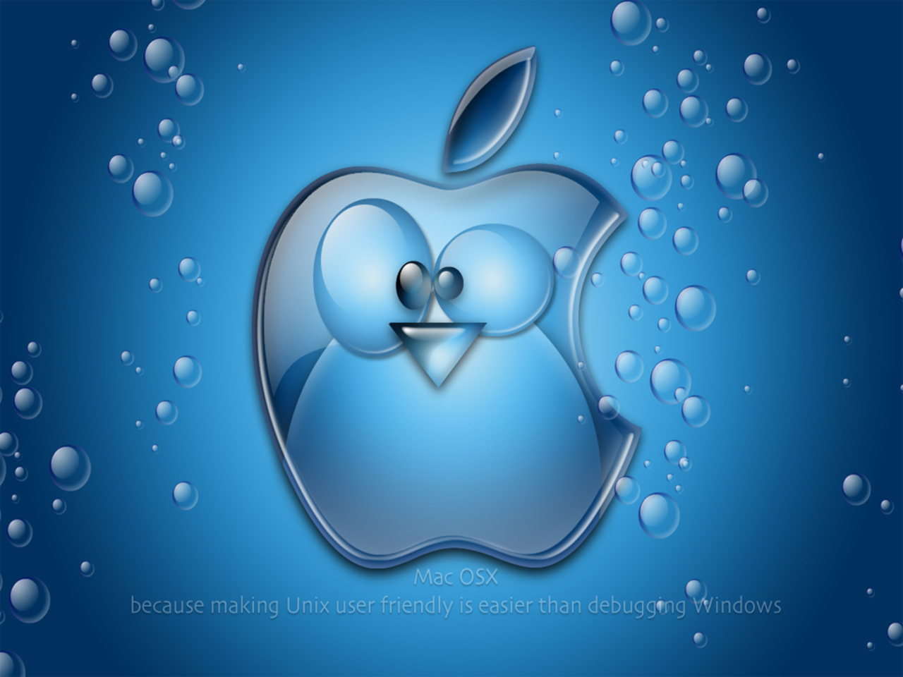 Fondos copados manzana de apple - Protector escritorio ...
