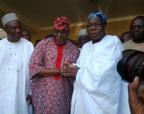atiku meeting obasanjo