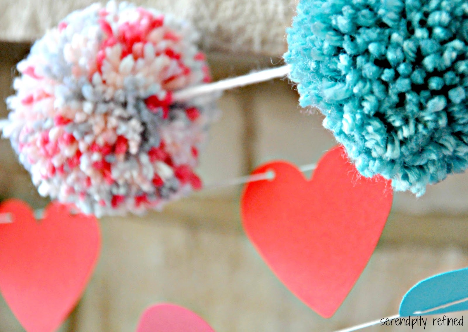 Room Decorating With Paper Serendipity Refined Blog Valentines Day Mantel Easy Decorating