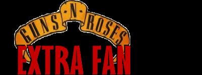 Guns N Roses Extra Fan