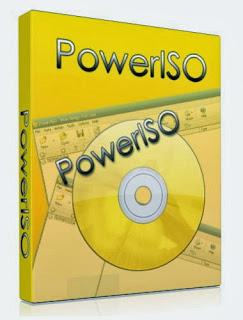 برنامج نسخ وحرق الاسطوانات باور ايزو PowerISO