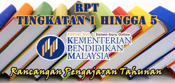 CONTOH RPT SMK