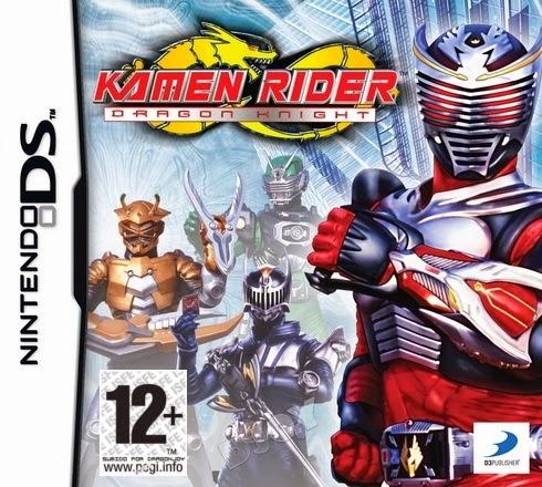 Kamen Rider – Dragon Knight (Español) (Nintendo DS)