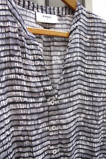 Soldes combinaison noir blanc graphique Pyrus vêtement oddity