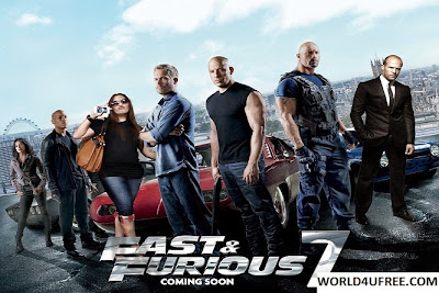 Fast And Furious 7 2015 HDTS 400mb