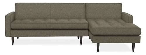 Nola Girl Living Room Design Black White Grey Mustard