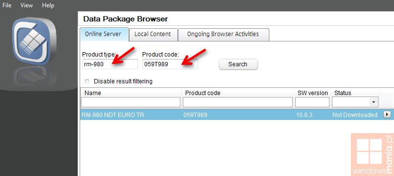 Скачать data package manager