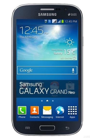 Samsung I9060 Galaxy Grand Neo Telah Edar di Indonesia