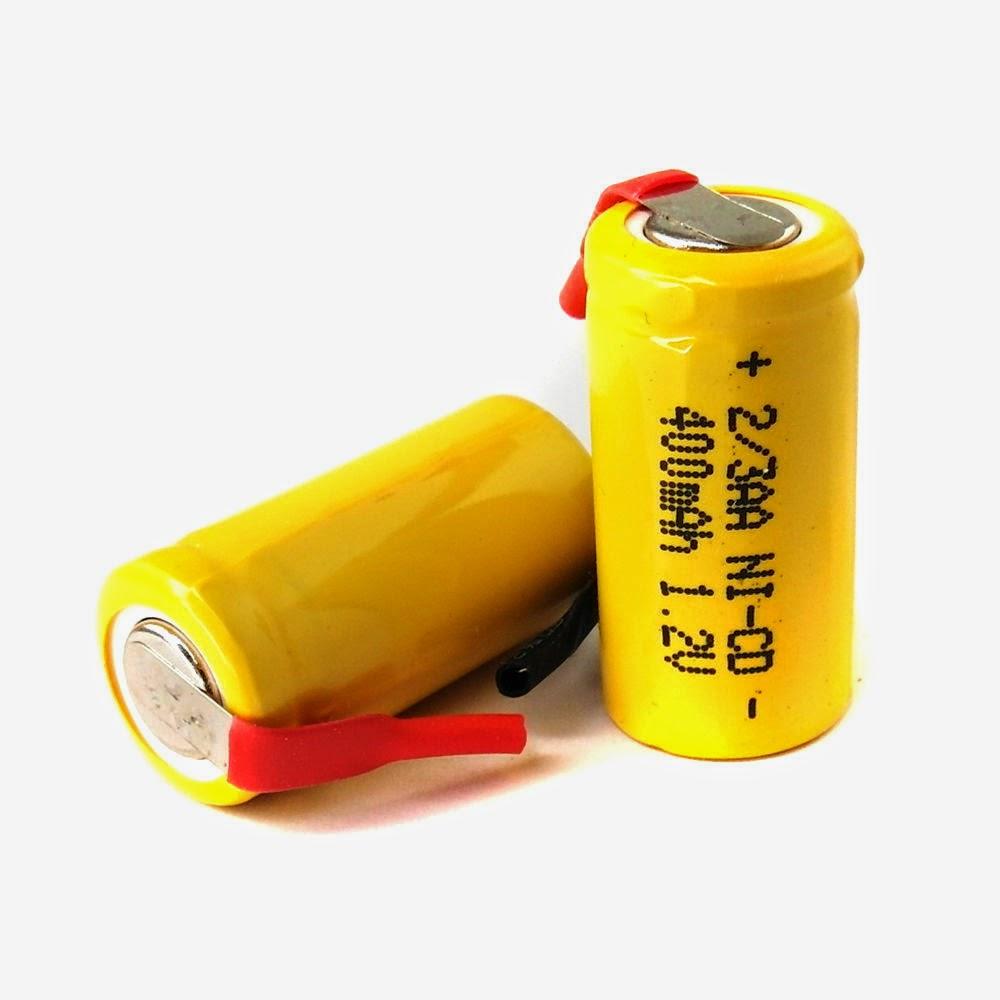 Nickel Cadmium Battery : Limewit tech