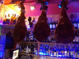 """Tapas do Bairro & Wine bar"" restaurant."