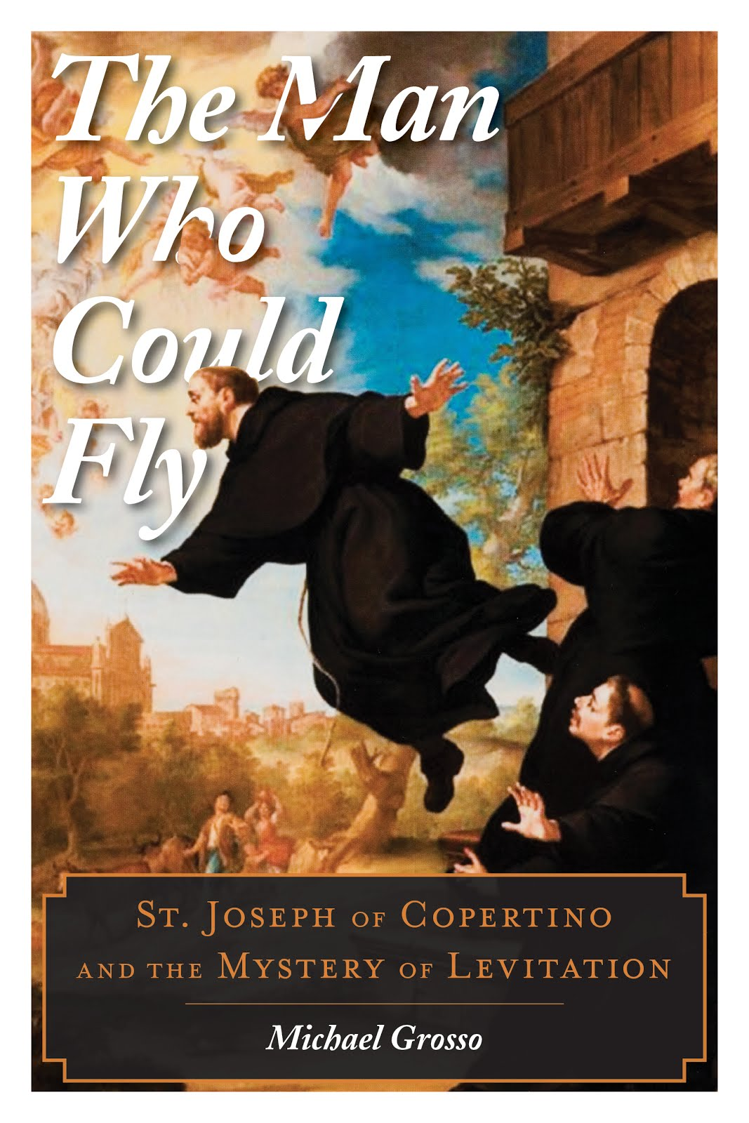 """The Man Who Could Fly""  by Michael Grosso"