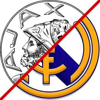 Real Madrid Vs Ajax Liga de Campeones