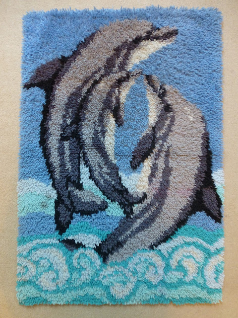 1000 Images About Latch Hook Rugs On Pinterest Latch