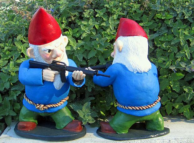 Liberalguy 39 Combat Garden Gnomes 39