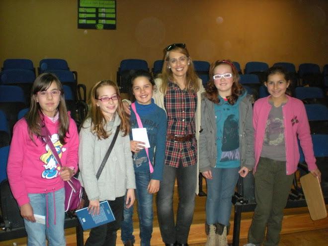 Escola Rainha Santa Isabel - Carreira  6 de Março 2012