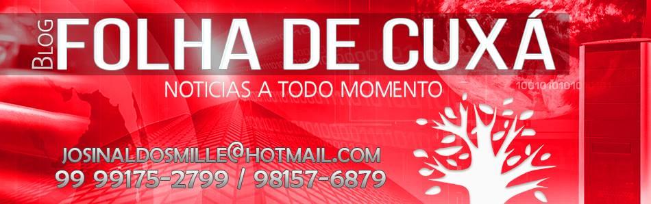 FOLHA DE CUXÁ