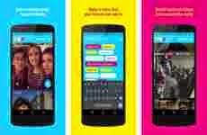 Facebook presentó Riff, una aplicación para crear videos cortos con amigos en iOS y Android