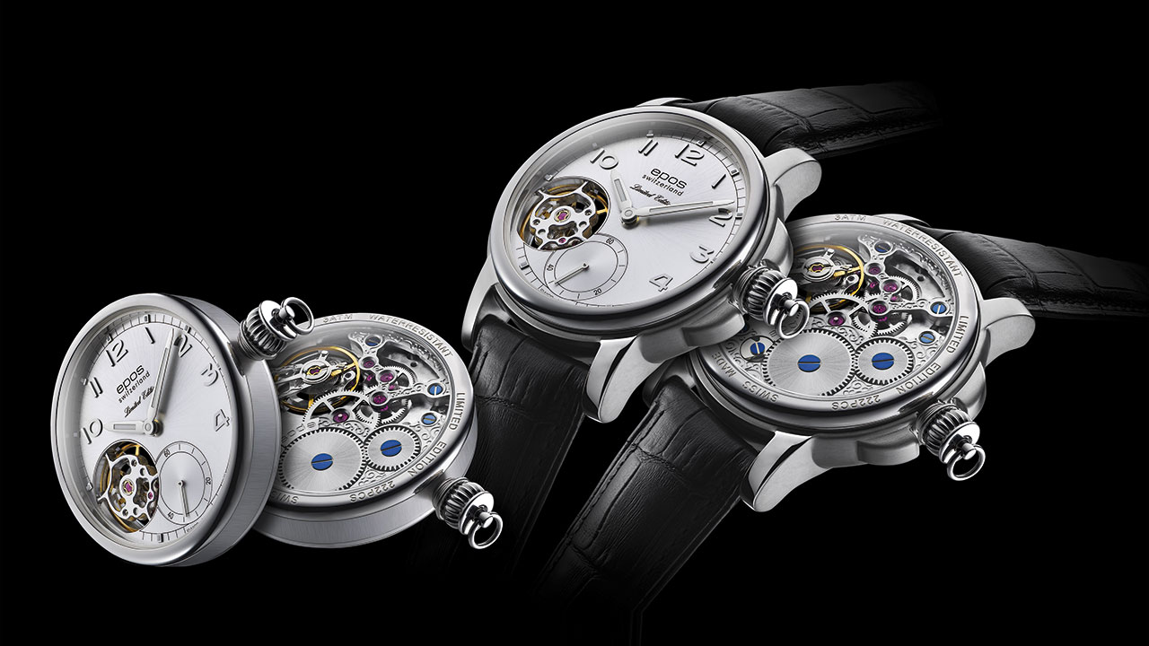 Epos 3419 Mechanical Watch
