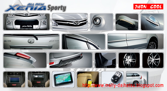 ALL NEW XENIA SPORTY