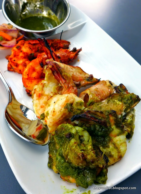 Fiercer, Northern Indian Cuisine, Publika