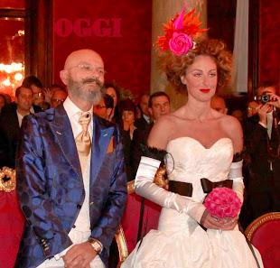 Il matrimonio di Oscar Giannino e Margherita Brindisi