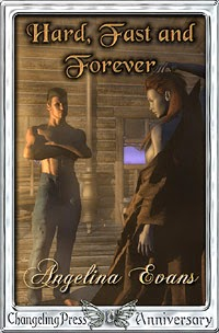 Hard, Fast and Forever by Angelina Evans