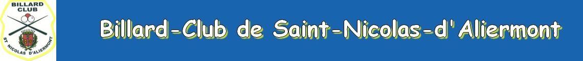 Billard-Club de Saint-Nicolas-d'Aliermont