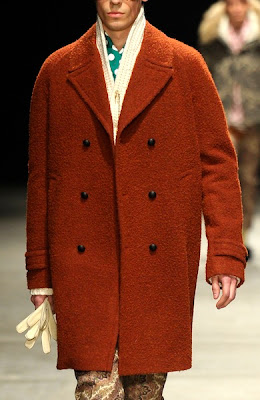 Andrea Pompilio Fall Winter 2013/2014 - Pitti Uomo 83 - Photo: Pittimmagine