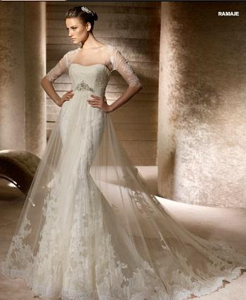 una novia diferente: st. patrick wedding dresses- vestidos de novia