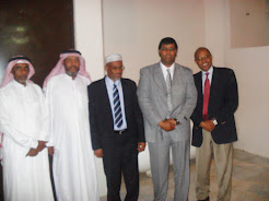 Late Mohamed Ahmed second from right