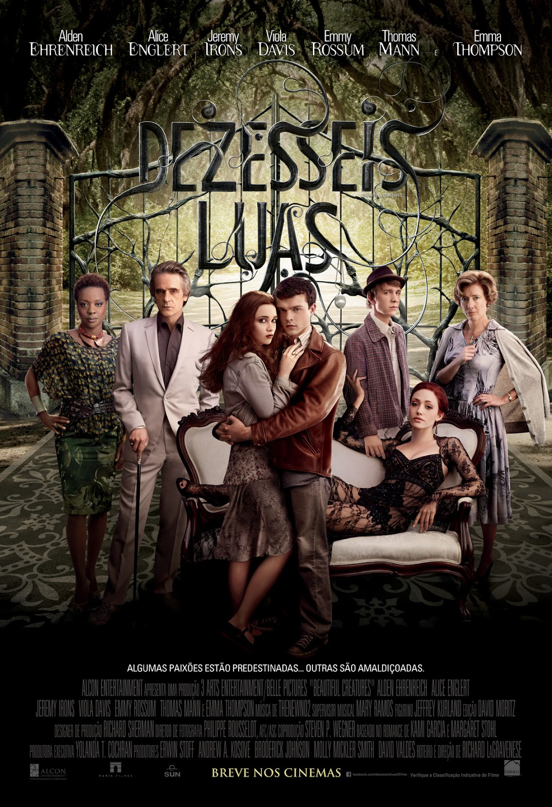 Dezesseis Luas (Dublado) TS RMVB Download Gratis