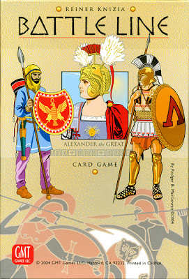 Battle Line Game Review Rules Cards