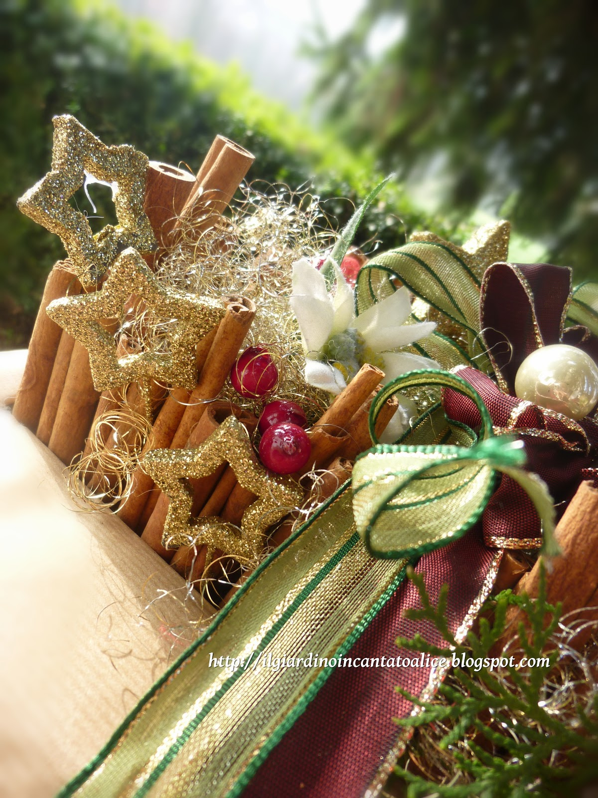 Il giardino incantato di alice la mia salzburg box una scatola sorprendente - Il giardino di alice ...