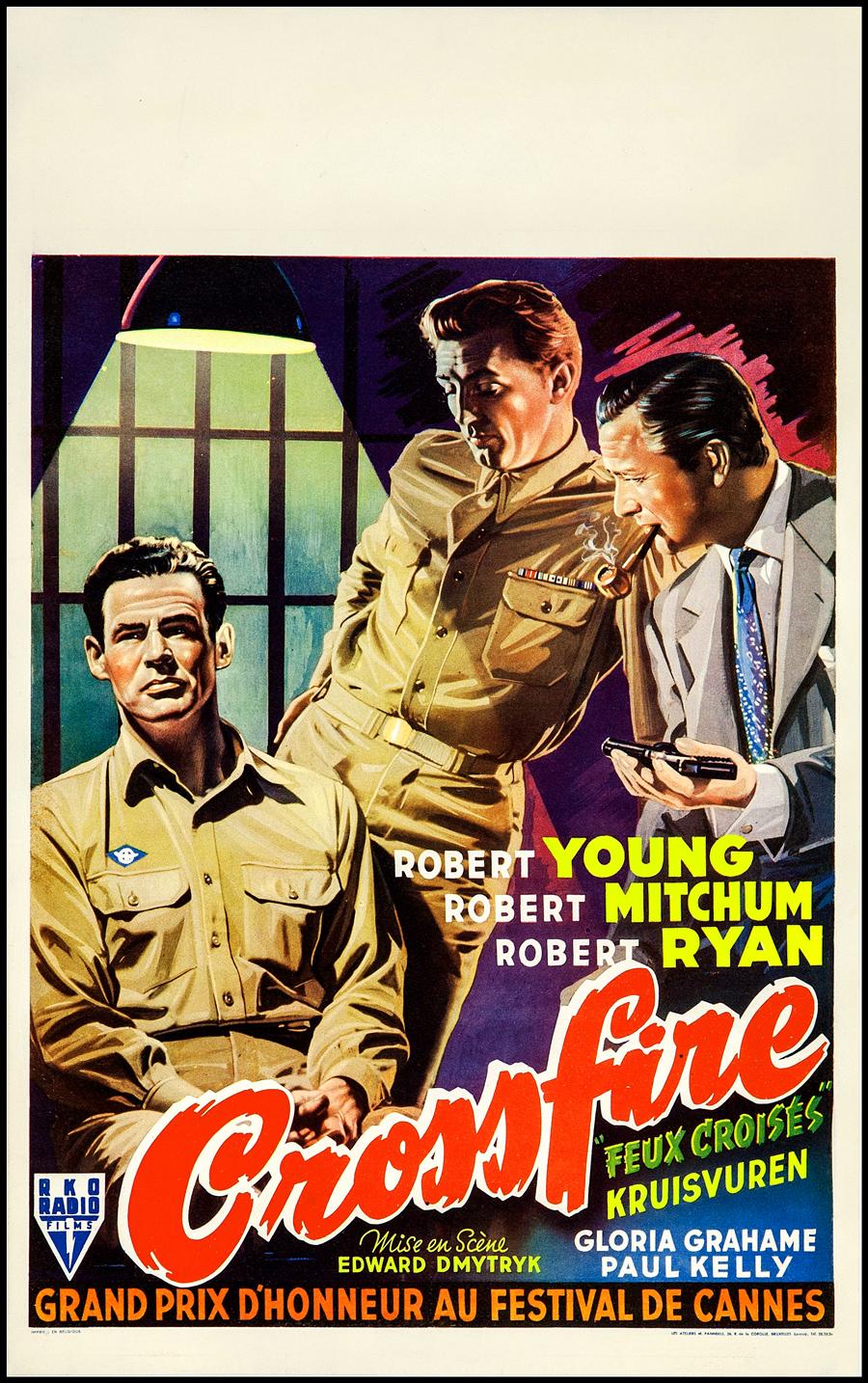 where danger lives film noir movie posters robert ryan