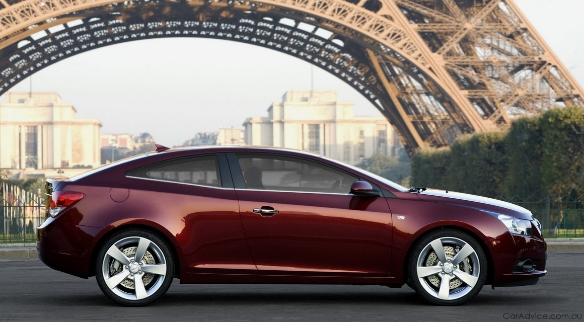 1230carswallpapers chevrolet cruze coupe. Black Bedroom Furniture Sets. Home Design Ideas