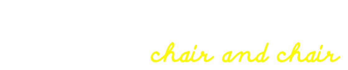 chair and chair