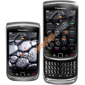 Review Blacberry Torch 1 atau 9800 dari customer roxyhp