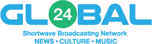 Global 24 Shortwave Broadcast Network