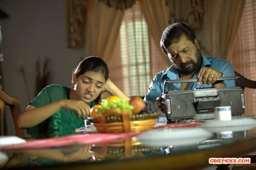Ohm Shanthi Oshaana - Nazriya & Renji Panicker