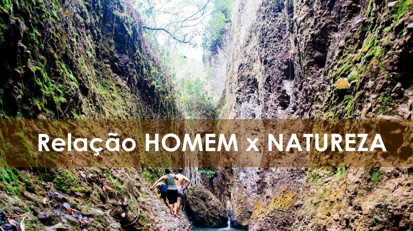 Relação Homem e Natureza