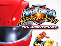 Power Rangers Super Legends - Full Repack