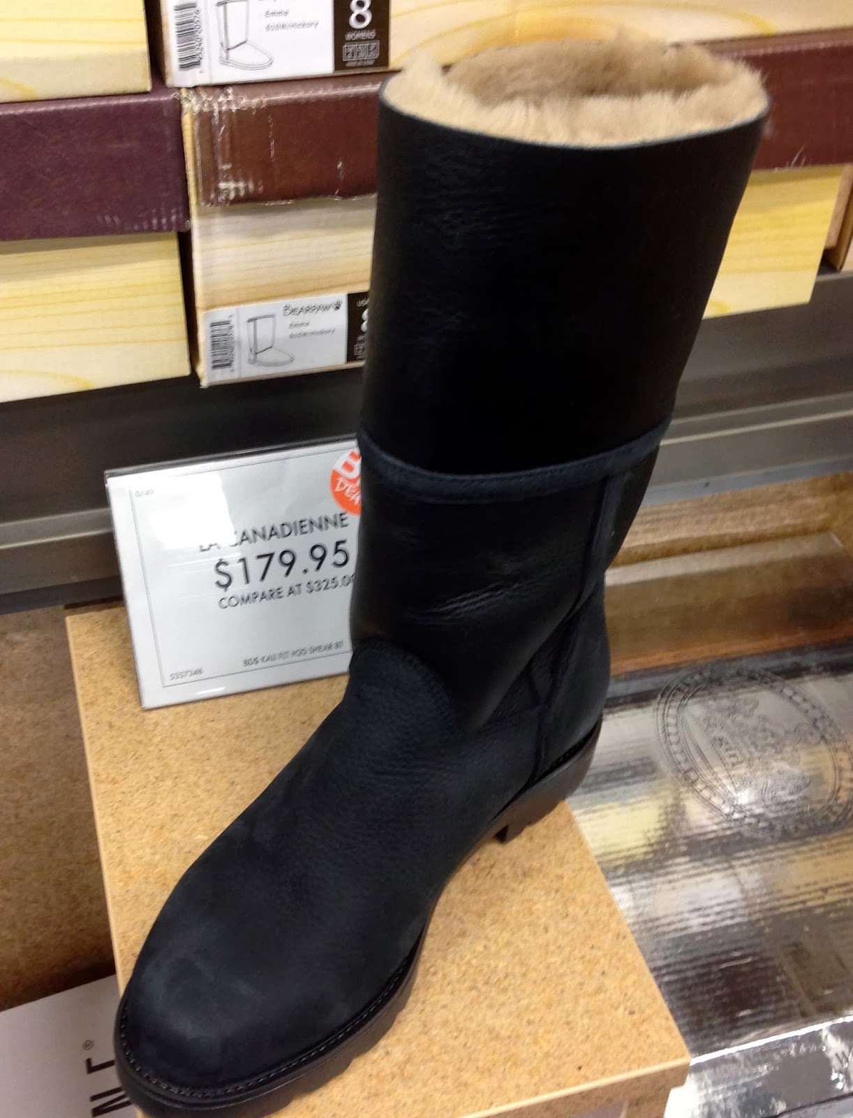2fd128d4736 Fashion Herald  DSW Shoe of the Week  Winter Boots