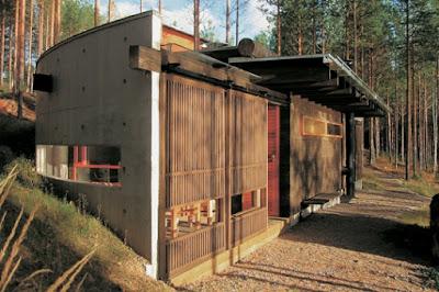 Juhani Pallasmaa House