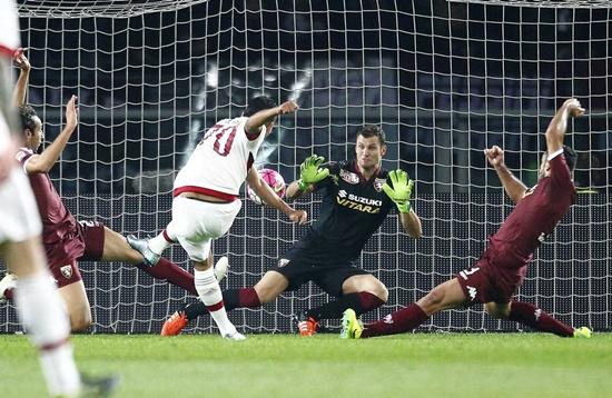 Torino 1 x 1 Milan - Calcio 2015/16