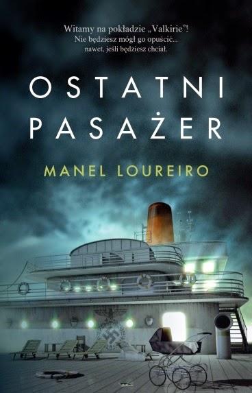 """Ostatni pasażer"" – Manel Loureiro"