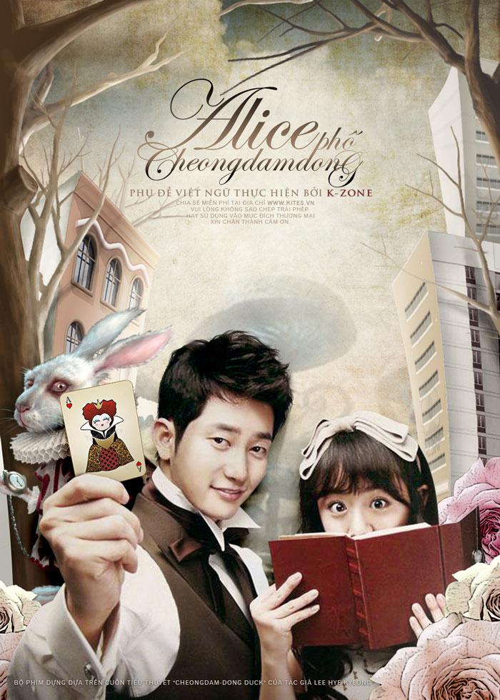 Alice Phố Cheongdamdong - Cheongdamdong Alice
